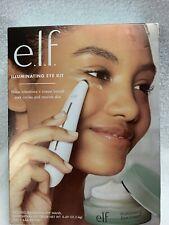 e.l.f. Illuminating Eye Kit-Warm Vibrations+Cream Banish Dark Circles & Nourish