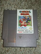 Little Ninja Brothers (Nintendo Entertainment System NES, 1991) Cart Only PAL B