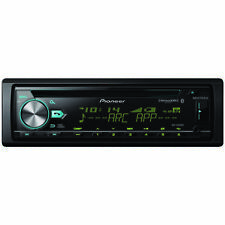 Pioneer DEH-S6000BS Single DIN BLUETOOTH CD/AM/FM Stereo Receiver SiriusXM Ready