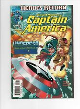 CAPTAIN AMERICA #2 vol. 3 Marvel 1998 Mark Waid Ron Garney