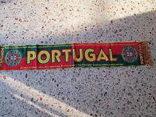 d3 sciarpa PORTOGALLO football federation association scarf schal portugal