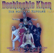 DSCHINGHIS KHAN : DIE GROSSEN ERFOLGE 1 / CD - TOP-ZUSTAND