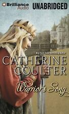 Medieval Song: Warrior's Song 1 by Catherine Coulter (2014, MP3 CD, Unabridged)
