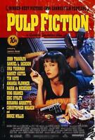 PULP FICTION MOVIE POSTER FILM A4 A3 ART PRINT CINEMA