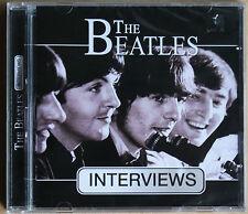 THE BEATLES INTERVIEWS    CD