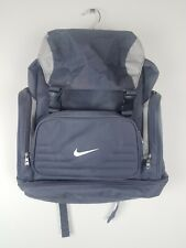 Nike Swoosh European Operation Gray Backpack Sports Bag
