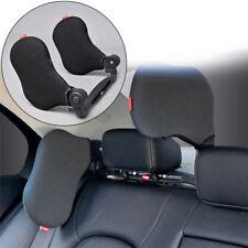 Car Seat Headrest Pad Pillow Head Neck Rest Support Prop Cushion Sleeping Helper
