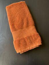 Ralph Lauren Greenwich Hand Towel Pumpkin Cotton