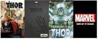 🔥🔥 THOR #8 (MARVEL,2020,CATES) ROSS TIMELESS, +    LOT OF 3 COVERS