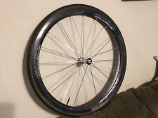 Zipp 303 tubular front race wheel 700c 20 Sapim spokes