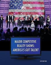 America's Got Talent (Major Competitive Reality Shows)-ExLibrary