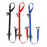 Dog Potty Training Bell Doorbell for Housebreaking Housetraining Adjustable Door