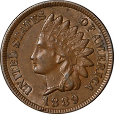 1889 Indian Cent Great Deals From The Executive Coin Company