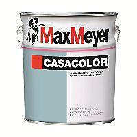 MAX MEYER CASACOLOR Pittura murale lavabile traspirante bianco 5 lt