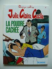 EO 1992 (très bel état) - Julie, Claire, Cécile 9 (la poudre cachée) - Sidney