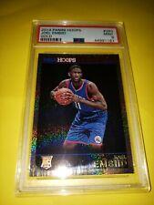 2014 Panini Hoops GOLD Basketball Joel Embiid (R) #263 PSA 9 MINT 76ers POP 7
