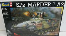 Engin Blindé Bundeswehr : SPz  MARDER 1 A3 - Maquette 1/35eme - REVELL 03021