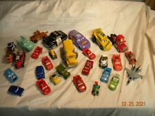 Disney Cars Pixar Car Lot 28 Diecast & Plastic