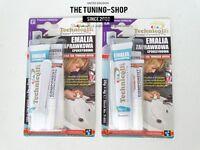 2x Enamel Fix Filler Ceramic Bath Basin Sink Shower Base Urinal Gas Cooker Wash