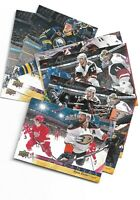 2017-18 Upper Deck Series 1 & 2 Canvas Cards You Pick From the List #1-210
