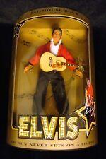 "ELVIS JAILHOUSE ROCK 12"" Doll HASBRO Legend Collection NRFB 1993 Action Figure"
