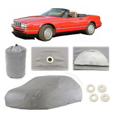 Cadillac Allante 4 Layer Car Cover Fitted Outdoor Water Proof Rain Snow Sun Dust