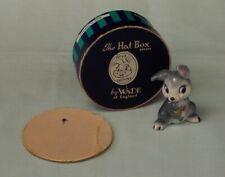 Wade Thumper Whimsies Disney Hat Box Series Figurine England Bambi