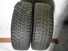 2x Pirelli Winter 190 Snowcontroll W190 185/60R15 88T 2x4mm DOT 2507 #24#