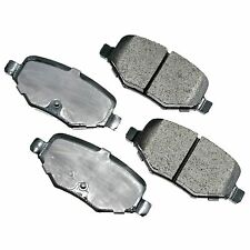 REAR BRAKE PADS for FORD SEMI METALLIC EDGE EXPLORER FLEX TAURUS Premium Pads