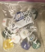 SWELL OPI NFL VTG 60s Football Mini Helmets Plastic SET Gumball Vending Machine