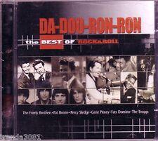 DA DOO RON RON Best Rock Roll CD FATS DOMINO DRIFTERS PLATTERS JERRY BUTLER
