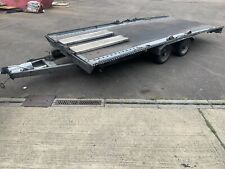 Brian James Car Trailer Transporter Cross Over Ramps Like T4 T6 Flatbed Rec