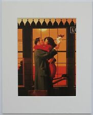 "Back Where You Belong by Jack Vettriano Mounted Art Print 10"" x 8"""