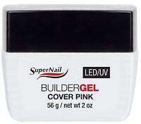 SuperNail LED/UV BuilderGEL Cover Pink - 2oz (51617)