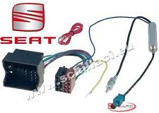 Adattatore ISO ALHAMBRA / TOLEDO - cavo connettore autoradio con adattatore ante