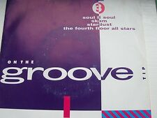 RARE RM SAMPLER E.P. ON THE GROOVE: SOUL II SOUL / 4TH FLOOR ALLSTARS / STARDUST