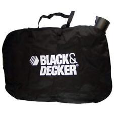 Zipper Leaf Blower Bag For Black And Decker Bv-005 Lh4500 Yard Vacuum Leaf Hog