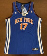 4e1e17e84f7 Rare Adidas NBA 4her New York Knicks Jeremy Lin Basketball Jersey