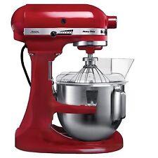 KitchenAid HEAVY DUTY 5KPM5EER Küchenmaschine Rot **NEU&OVP**