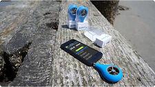 Windmeter Weather Flow on Smartphone for Kitesurfing, Windsurfing, Paragliding