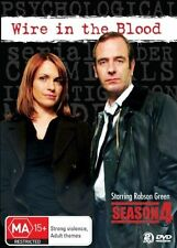 Wire In The Blood : Series 4 (DVD, 2008, 2-Disc Set) Region 4
