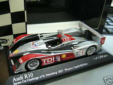 AUDI R10 TDI St Petersburg 2007 ALMS Capello McNish Winner Minichamps 1:43