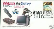 COVERSCAPE computer generated CTC Cable Television FDC