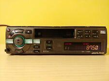 Alpine Tdm-7548R Cassette Receiver Car Radio