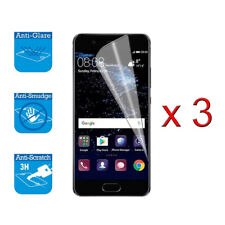 For Huawei P10 Screen Protector Cover Guard LCD Film Foil x 3