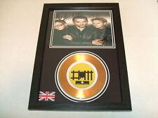 DEPECHE MODE  SIGNED  GOLD CD  DISC 3
