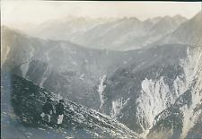 France, Alpes, Cirque de Ferisson, Parc national du Mercantour, Armée, Soldats