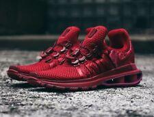 Nike Shox Gravity Womens AQ8554-606 Red Crush Wild Cherry Running Shoes Size 8