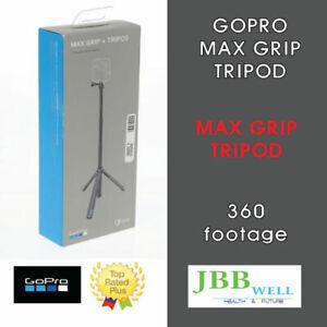 GoPro MAX Grip + Tripod - Black 9in-22in