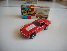 Road Champs '73 COrvette in Red in Box